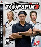 Top Spin 3 (PlayStation 3)