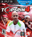 Top Spin 4 (PlayStation 3)