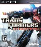 Transformers: War for Cybertron (PlayStation 3)