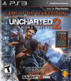 Uncharted 2: Among Thieves -- Game of the Year Edition (PlayStation 3)