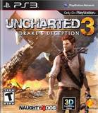 Uncharted 3: Drake's Deception (PlayStation 3)