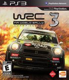 WRC 3: FIA World Rally Championship (PlayStation 3)