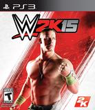 WWE 2K15 (PlayStation 3)