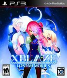 Xblaze: Lost Memories (PlayStation 3)