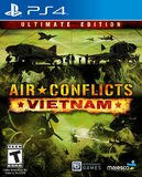 Air Conflicts: Vietnam -- Ultimate Edition (PlayStation 4)