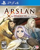 Arslan: The Warriors of Legend (PlayStation 4)