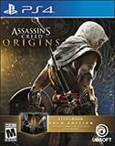 Assassin's Creed: Origins -- Steelbook Gold Edition (PlayStation 4)