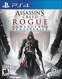 Assassin's Creed: Rogue -- Remastered (PlayStation 4)
