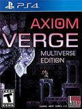 Axiom Verge -- Multiverse Edition (PlayStation 4)