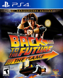 Back to the Future: The Game -- 30th Anniversary Edition (PlayStation 4)
