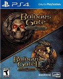Baldur's Gate I & II: Enhanced Edition (PlayStation 4)