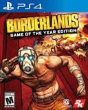 Borderlands -- Game of the Year Edition (PlayStation 4)