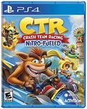 Crash Team Racing: Nitro-Fueled (PlayStation 4)