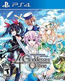 Cyberdimension Neptunia: 4 Goddesses Online (PlayStation 4)