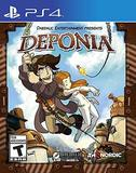Deponia (PlayStation 4)
