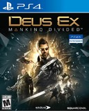 Deus Ex: Mankind Divided (PlayStation 4)