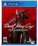 Devil May Cry: HD Collection (PlayStation 4)
