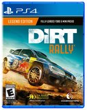 DiRT Rally (PlayStation 4)