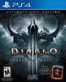 Diablo III -- Ultimate Evil Edition (PlayStation 4)