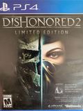 Dishonored 2 -- Limited Edition (PlayStation 4)