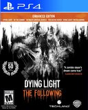 Dying Light -- The Following: Enhanced Edition (PlayStation 4)