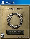 Elder Scrolls Online: Gold Edition, The (PlayStation 4)