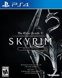Elder Scrolls V: Skyrim -- Special Edition, The (PlayStation 4)