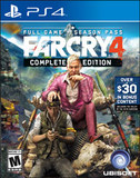 Far Cry 4 -- Complete Edition (PlayStation 4)