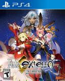 Fate/EXTELLA: The Umbral Star (PlayStation 4)