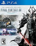 Final Fantasy XIV Online: The Complete Edition (PlayStation 4)