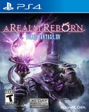 Final Fantasy XIV: A Realm Reborn (PlayStation 4)