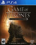 Game of Thrones - A Telltale Games Series (PlayStation 4)