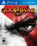 God of War III -- Remastered (PlayStation 4)