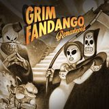 Grim Fandango -- Remastered (PlayStation 4)