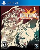 Guilty Gear Xrd: Revelator (PlayStation 4)