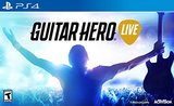 Guitar Hero Live w/Guitar Controller (PlayStation 4)