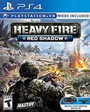 Heavy Fire: Red Shadow (PlayStation 4)