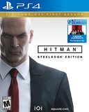 Hitman: The Complete First Season -- Steelbook Edition (PlayStation 4)