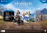 Horizon: Zero Dawn -- Collector's Edition (PlayStation 4)