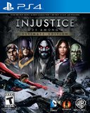 Injustice: Gods Among Us -- Ultimate Edition (PlayStation 4)