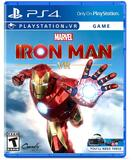 Iron Man VR (PlayStation 4)