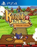 Knights of Pen & Paper: +1 Deluxier Edition (PlayStation 4)