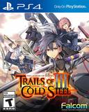 Legend of Heroes: Trails of Cold Steel III, The (PlayStation 4)