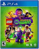 Lego DC Super Villains (PlayStation 4)