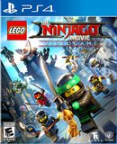 Lego Ninjago Movie Videogame, The (PlayStation 4)