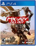MX vs ATV: All Out (PlayStation 4)