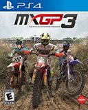 MXGP 3: The Official Motocross Videogame (PlayStation 4)