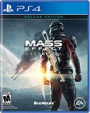 Mass Effect: Andromeda -- Deluxe Edition (PlayStation 4)