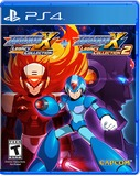 Mega Man X Legacy Collection 1+2 (PlayStation 4)