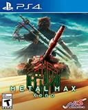 Metal Max Xeno (PlayStation 4)